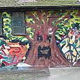 Green Graffitti