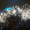Southbank Fireworks