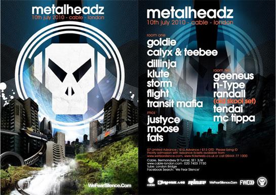 Metalheadz-cable