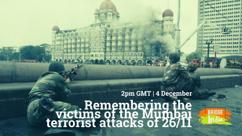 Mumbai terrorist attacks 2008