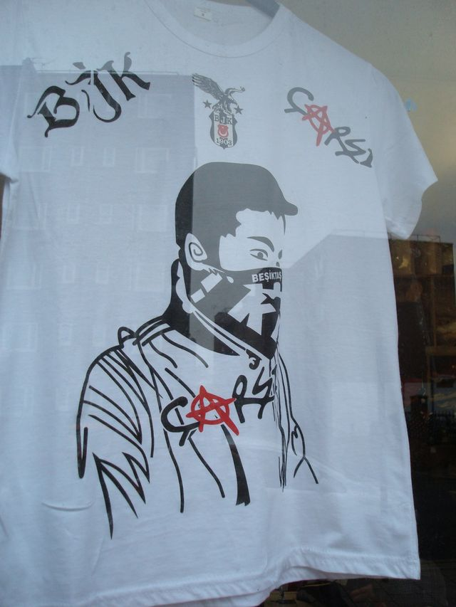 Besiktas Fan Shirt