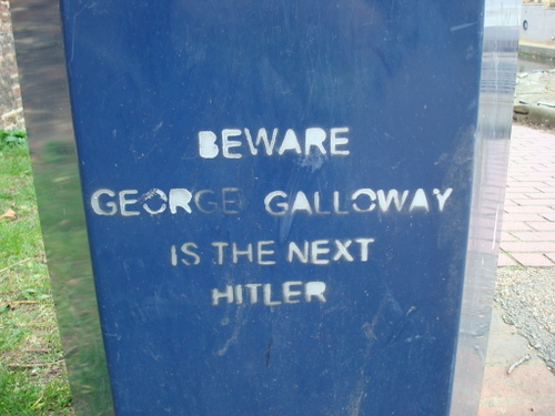 Galloway - Sussed?