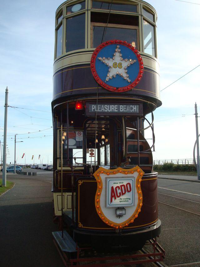 Restored Tram