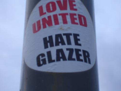 Glazer Out!