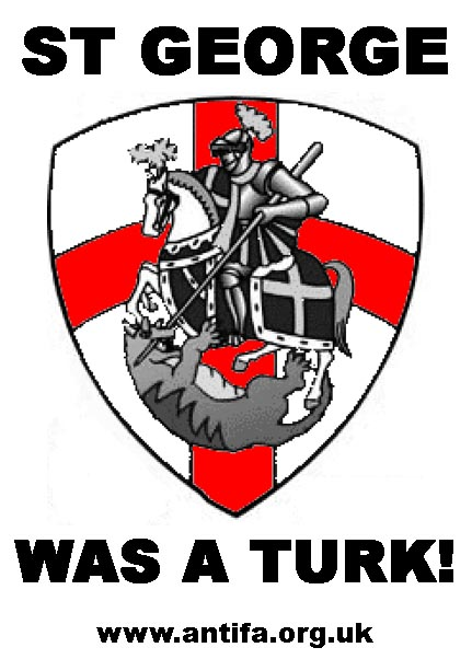 St George Was A Turk