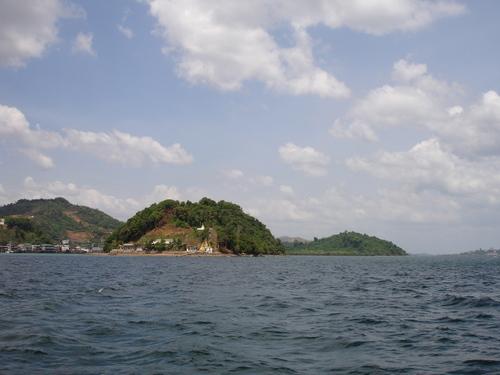 Approaching Myanmar