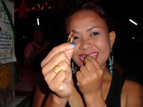 Thai Bar Snack